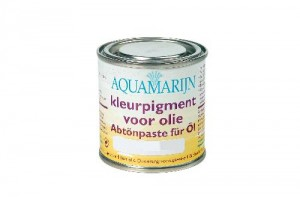 Aquamarijn Kleurpigment