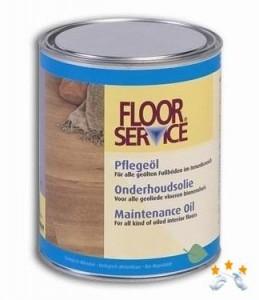 Floorservice onderhoudsolie goed