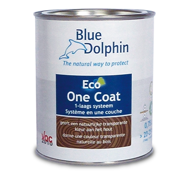blue dolphin one coat